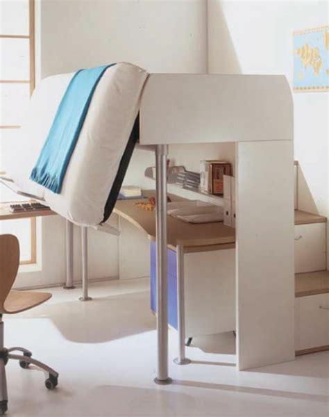 lit mezzanine bureau blanc le lit mezzanine et bureau plus d 39 espace