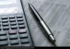 Kalkulation Rechnung : kalkulation 4 lizenzfreies bild 155507 bildagentur panthermedia ~ Themetempest.com Abrechnung