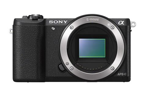 mirrorless interchangeable lens sony rolls out new a5100 compact mirrorless