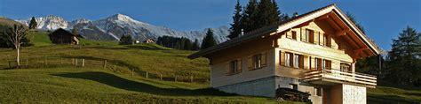 Häuser Mieten Berner Oberland by Ferienhaus Bei Adelboden Im Berner Oberland Zu Vermieten