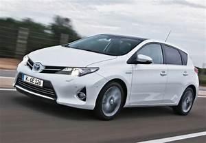 Toyota Auris Break Hybride : toyota auris hybride 136h dynamic ann e 2012 fiche technique n 149370 ~ Medecine-chirurgie-esthetiques.com Avis de Voitures