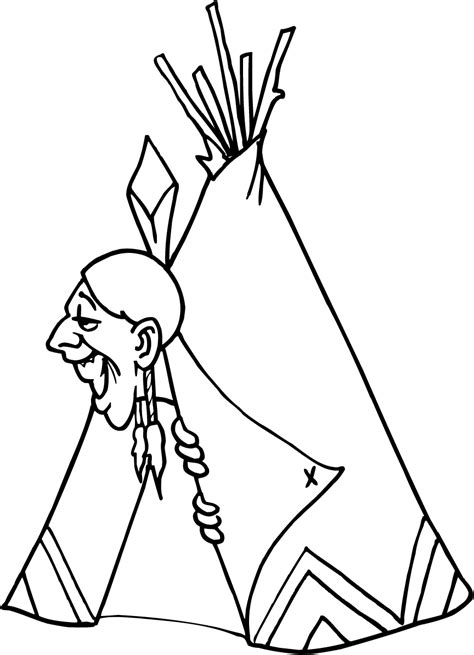indian coloring pages indian coloring pages learn to coloring