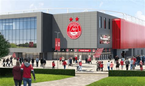 Milne confident over new stadium proposals – Daily Business