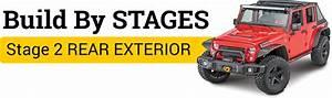 07 17 Jeep Wrangler Stage 2 Rear Exterior Quadratec