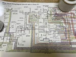 1956 Bentley S1 Wiring Diagram