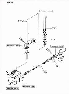 Yamaha 6 8hp 2 Stroke Outboards Repair Manual 1984