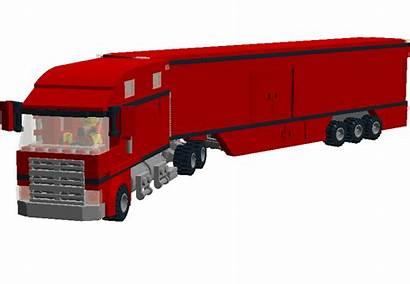 Lego Truck Cab