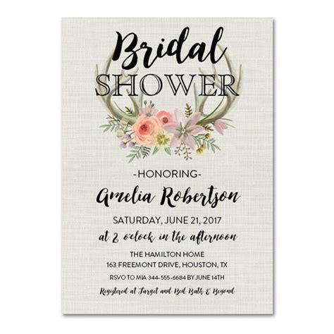 Free Printable EditableBridal Shower Invitation DIY