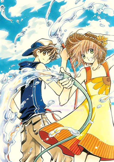 anime tsubasa reservoir chronicles sakura  syaoran