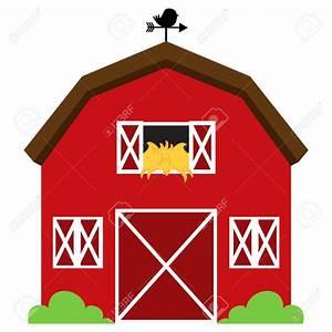 Hay barn clipart - Clipground