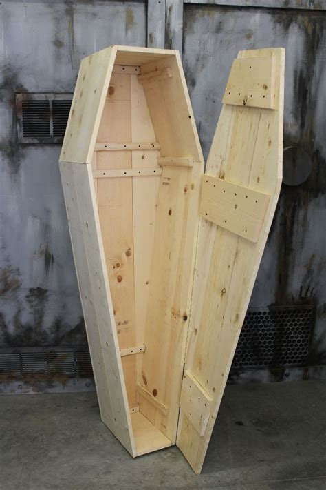 classic  time coffin woodworking projects diy diy