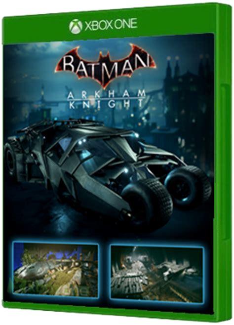 batman arkham knight  tumbler batmobile pack release