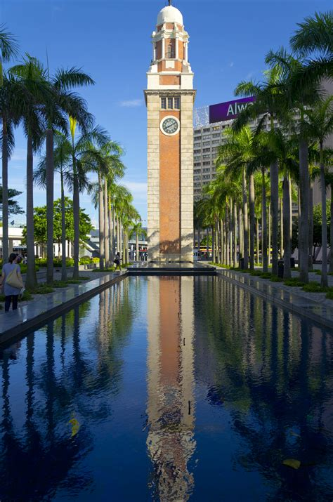 clock tower landmark built