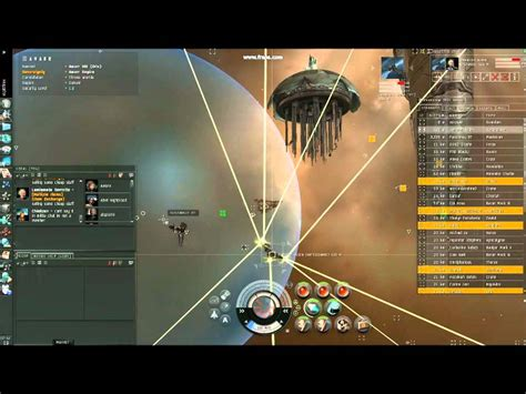 Eve Online Dreadnaught In High Sec