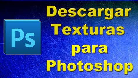 descargar imagenes de textura para photoshop gratis