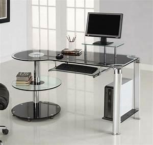 Schreibtisch Aus Glas : schreibtisch aus glas wunderbare ideen ~ Markanthonyermac.com Haus und Dekorationen