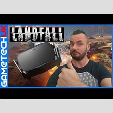 Landfall Oculus Rift  Tutorial Playthrough And Opinions