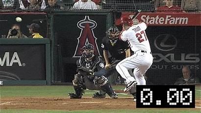 Mike Trout Mlb Ts Baseball Bases