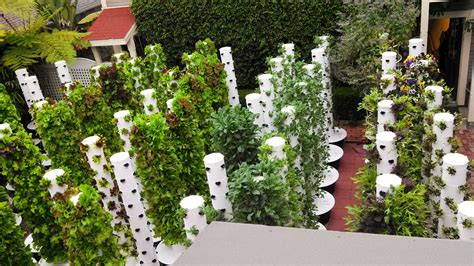Tower Gardens Houston-garden Ftempo