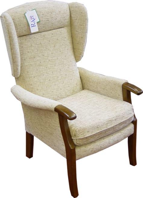 drayton orthopaedic chair standard fabric wing chair 18