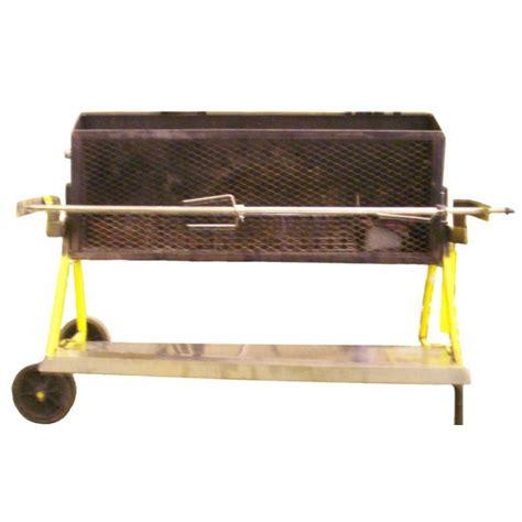 location barbecue 224 m 233 choui au charbon de bois tournebroche 230 v cuisine kiloutou