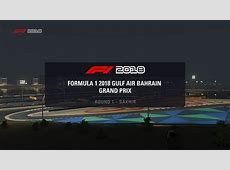F1 2018 Bahrain Grand Prix Track Guide RealSport