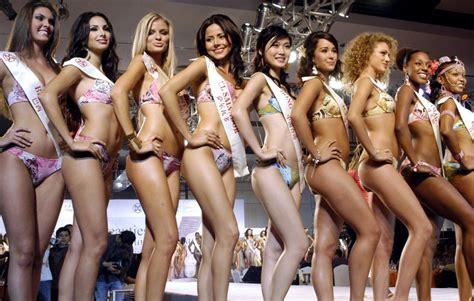 bikini ban   world contest  muslim groups