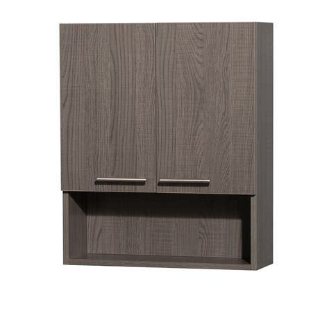 modern bathroom wall cabinet amare over toilet wall cabinet by wyndham collection
