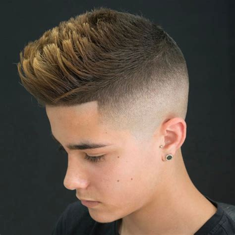 Undercut Fade   Men's Hairstyles   Haircuts 2018