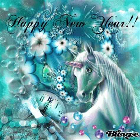 year fantasy unicorn picture  blingeecom