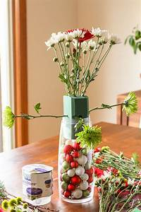 Easy, Flower, Arrangement, For, The, Holidays, And, Beyond, U2013, Unsophisticook