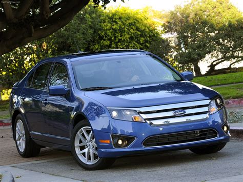 perfect ford fusion dtuning    car