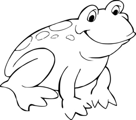 Frog Clipart Black And White Frog Clipart Black And White Clipart Panda Free
