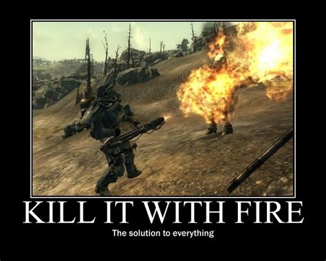 Fire Memes - image 38924 kill it with fire know your meme