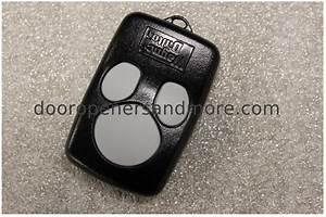 Wayne Dalton 327310 3973c 3 Button Visor Remote Control