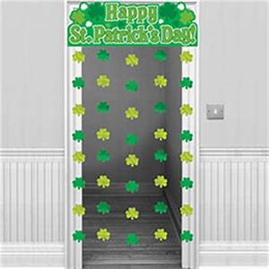 St Patrick's Day Decorations, Banners & Flags Party Delights