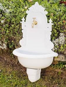 Waschbecken Für Draußen Garten : perfekt f r ihr zuhause garten balkon oder terasse atemberaubend w gartenbrunnen ~ Frokenaadalensverden.com Haus und Dekorationen