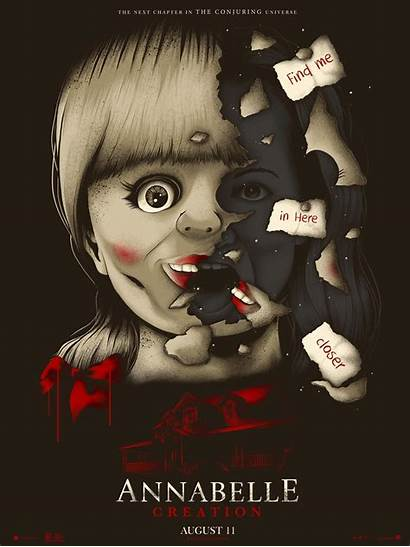 Annabelle Creation Horror Film Wallpapers Gallsource 2133