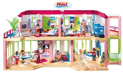 la maison de cagne playmobil playmobil summer large furnished hotel 5265