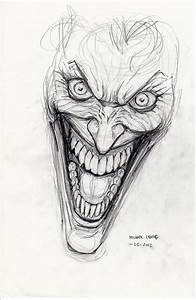 Joker Drawings | Joker Drawing Pictures | pencil drawings ...