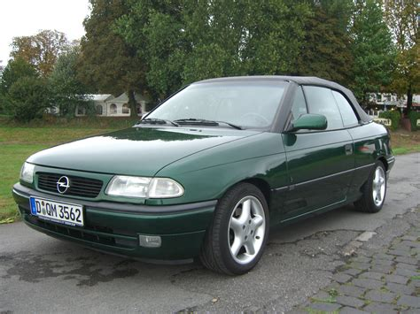 opel astra f cabrio 1995 opel astra f cabrio pictures information and specs auto database