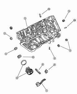 2006 Dodge Dakota Engine  Long Block  Remanufactured  Mpi