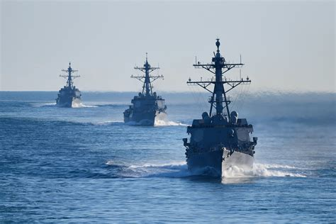 Us Navy Wants More Sailors, Jets And An Extra Ship In 2019