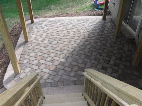 10 best images about patio pavers on plymouth