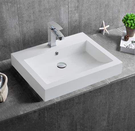 vasques et lavabos suspendus bernstein la boutique salle de bain