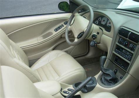 crystal white  ford mustang svt cobra convertible