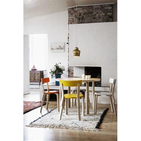 Aalto Möbel by Artek Aalto Tuoli 69 Keltainen Design Shop