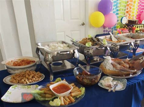 Filipino Birthday Party Food Ideas   www.pixshark.com