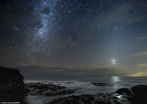 Milky Way Pictures Alex Cherney Photos Galaxy Seen