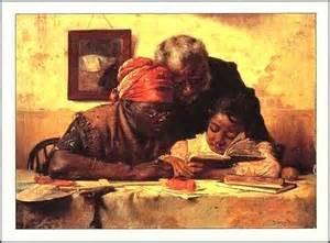 African American Grandparents Clip Art